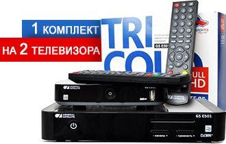 Комплект на 2 ТВ GS E501/C591 в Наро-Фоминске