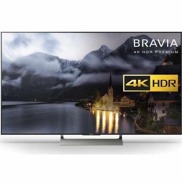 Телевизоры Sony KD-55XE9005
